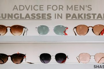Advice for men's sunglasses in Pakistan